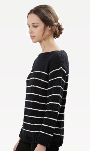 Stripe Love Sweater