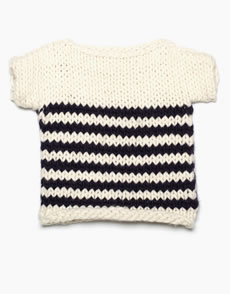 Mini Sailor Sweater