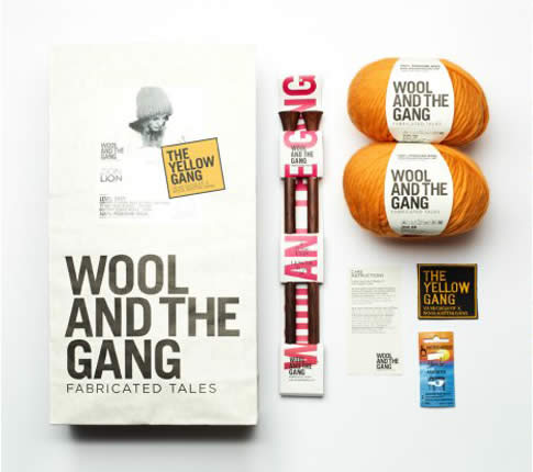 Knitting Patterns Wool And The Gang : Bespoke Projects WOOL AND THE GANG