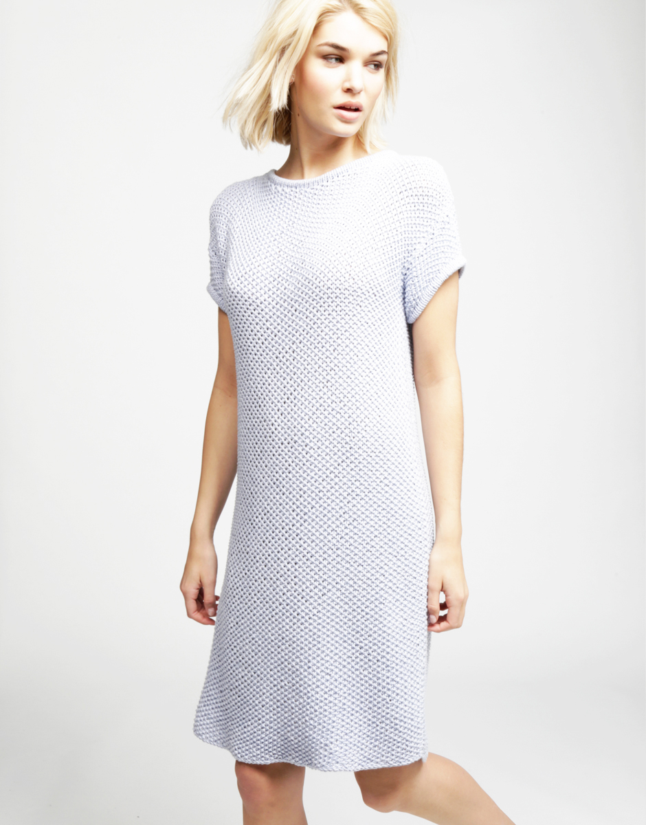 Try knitting the A,elie Dress