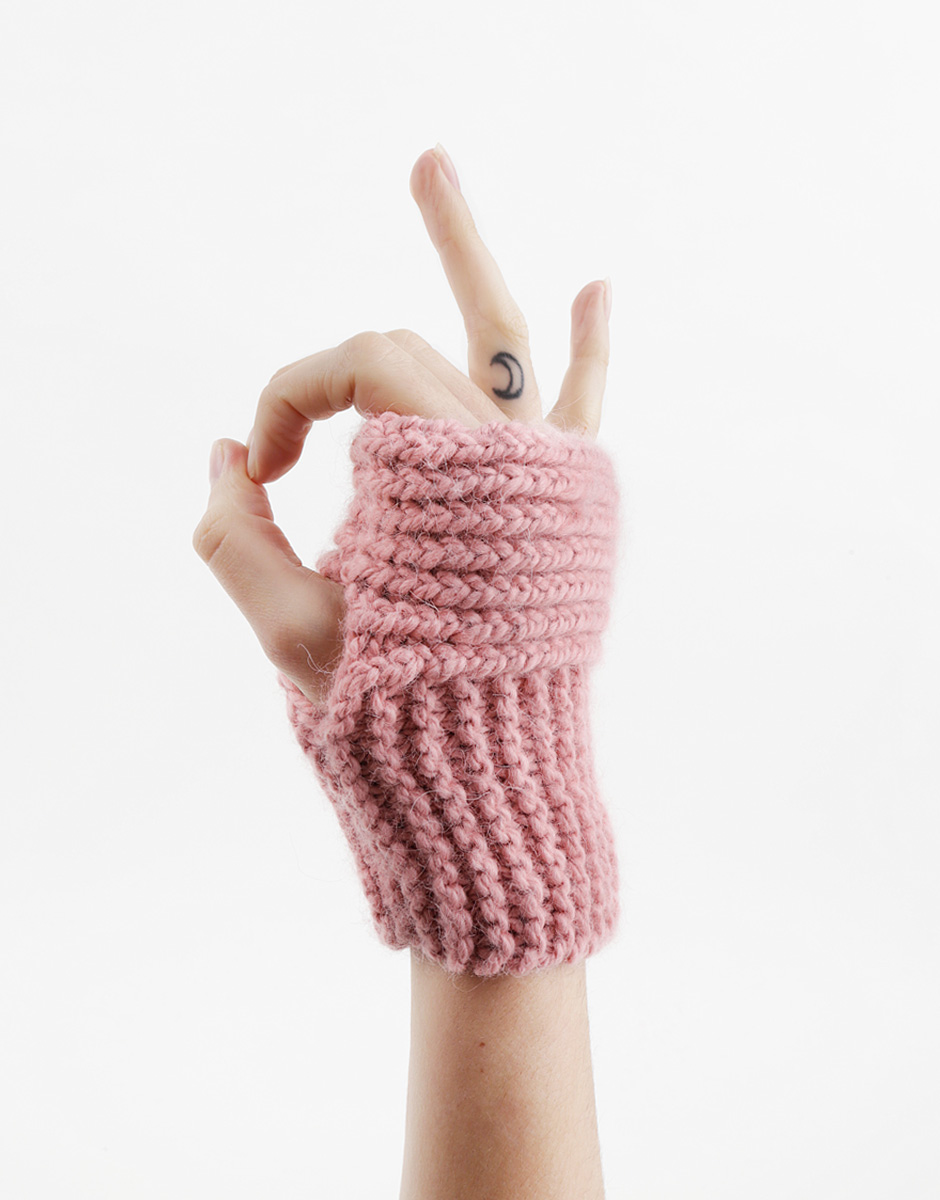 Try knitting Rockwell Mitten